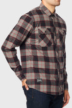 Load image into Gallery viewer, Fox Traildust 2.0 Flannel Shirt - Pewter