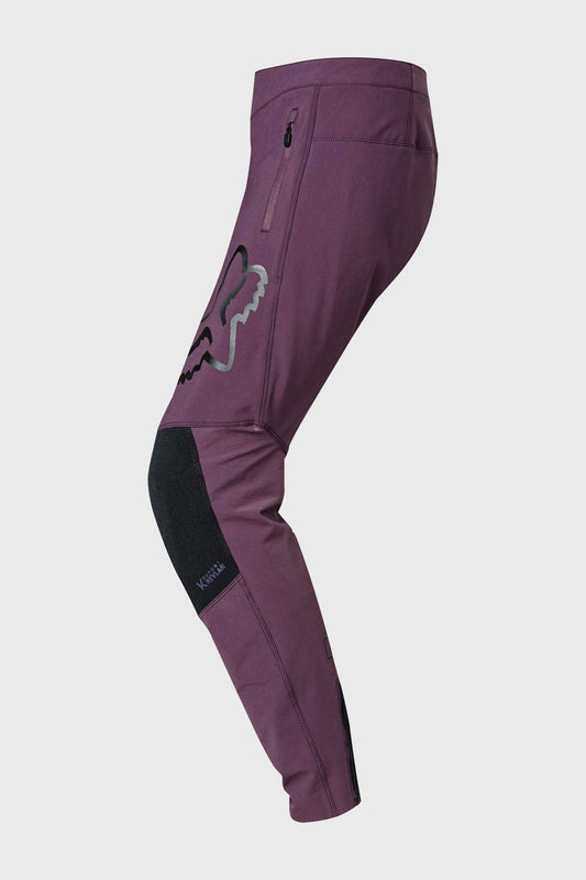 Fox Defend Kevlar Womens Pant - Dark Purple