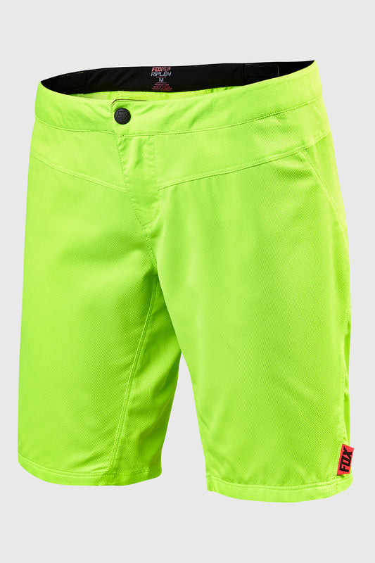 Fox Women's Ripley Short Flo Yellow Front