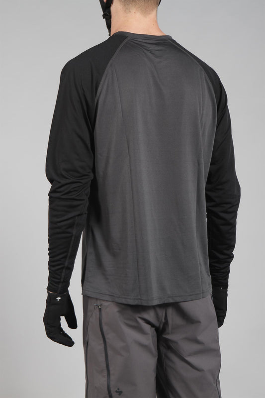 Sweet Protection Hunter Long Sleeve Jersey Stone Grey