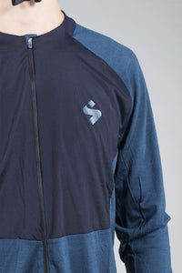 Sweet Protection Hunter Merino Wind Jacket Navy