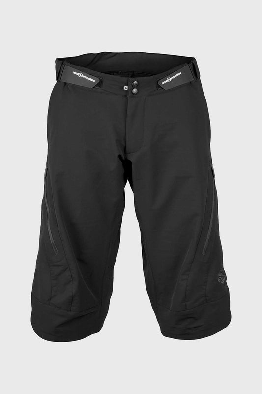 Hunter Enduro Short True Black Front