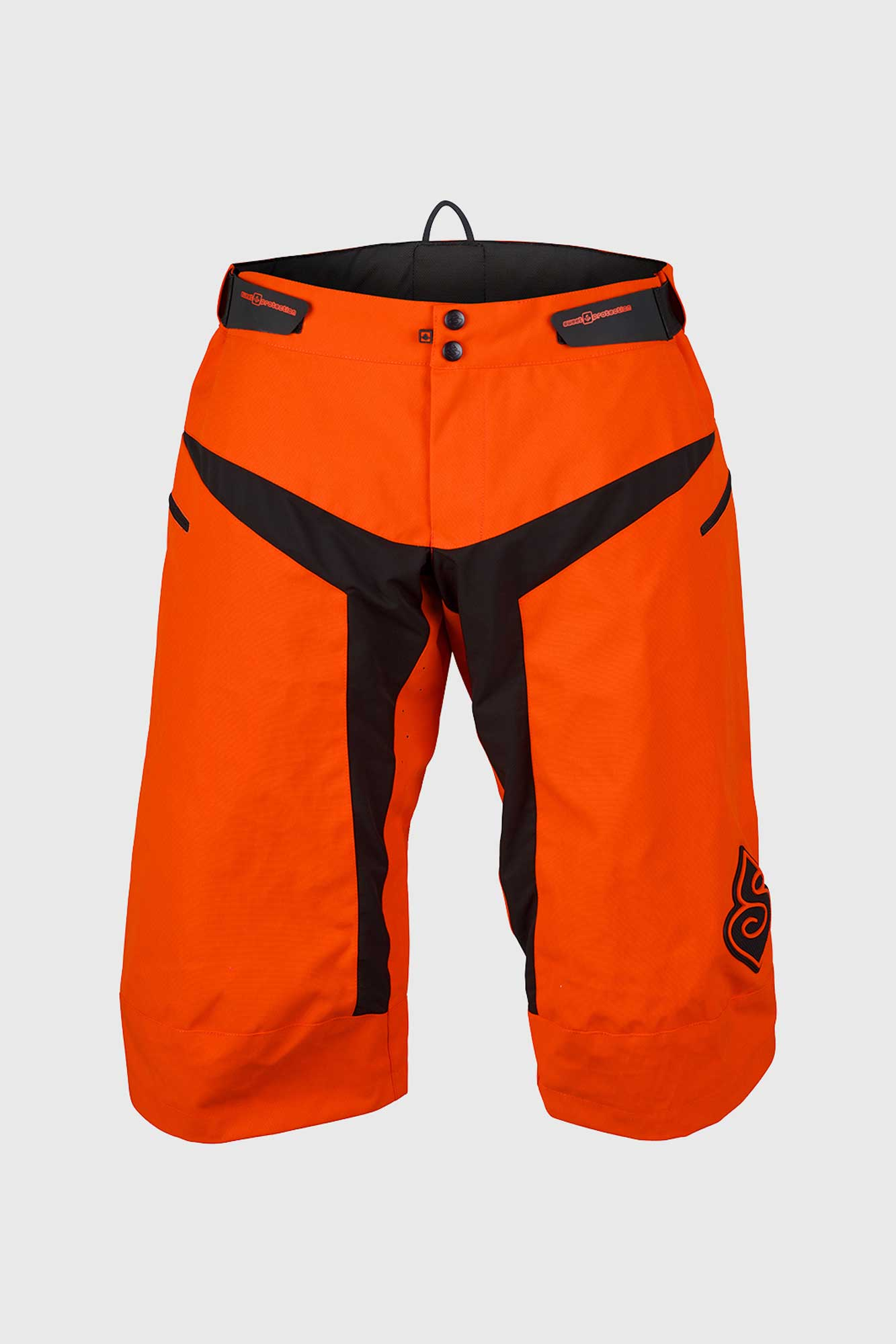 Inferno DH Short Catchup Red Front