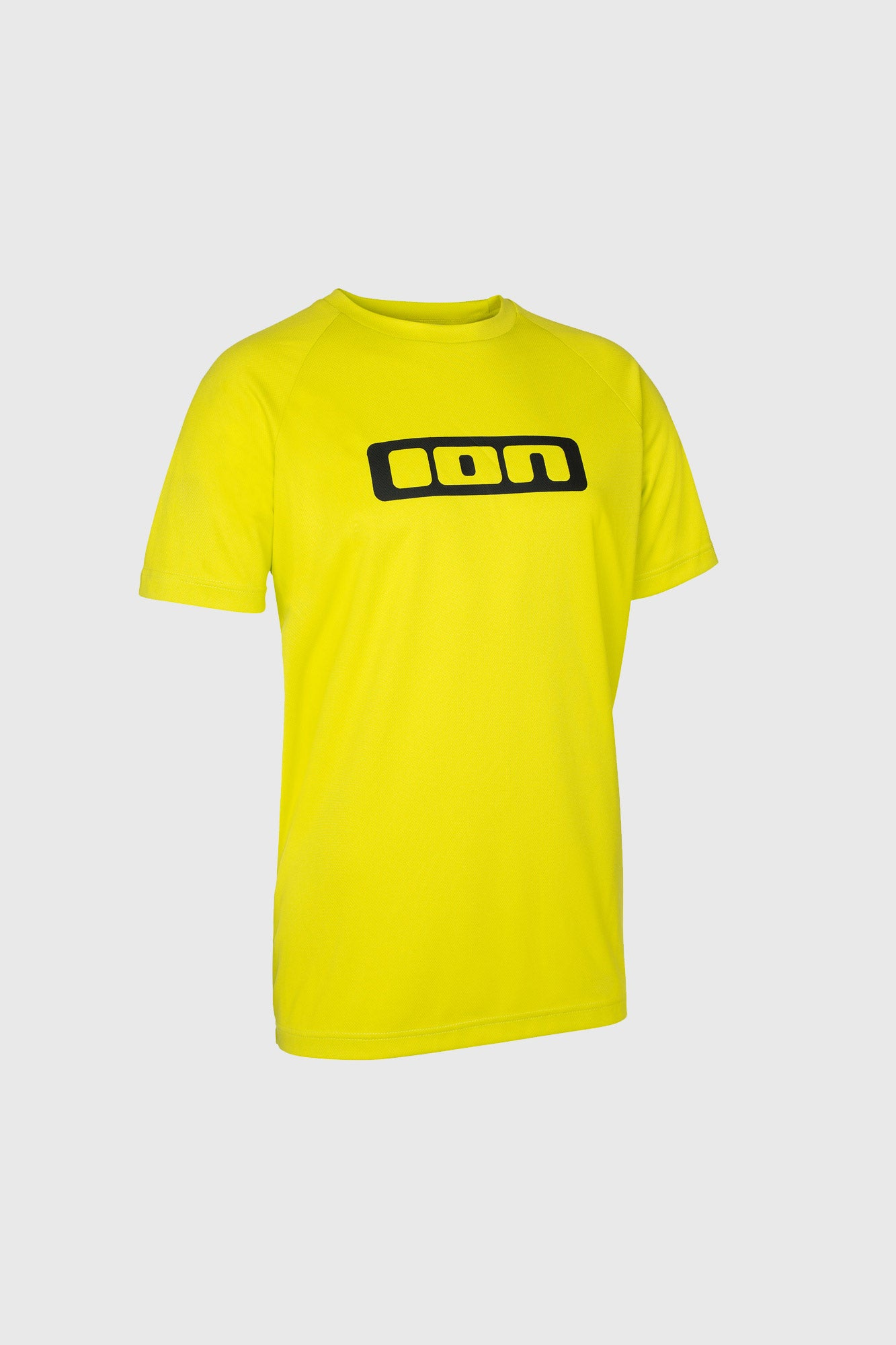 Ion Scrub Jersey Lime Yellow Front