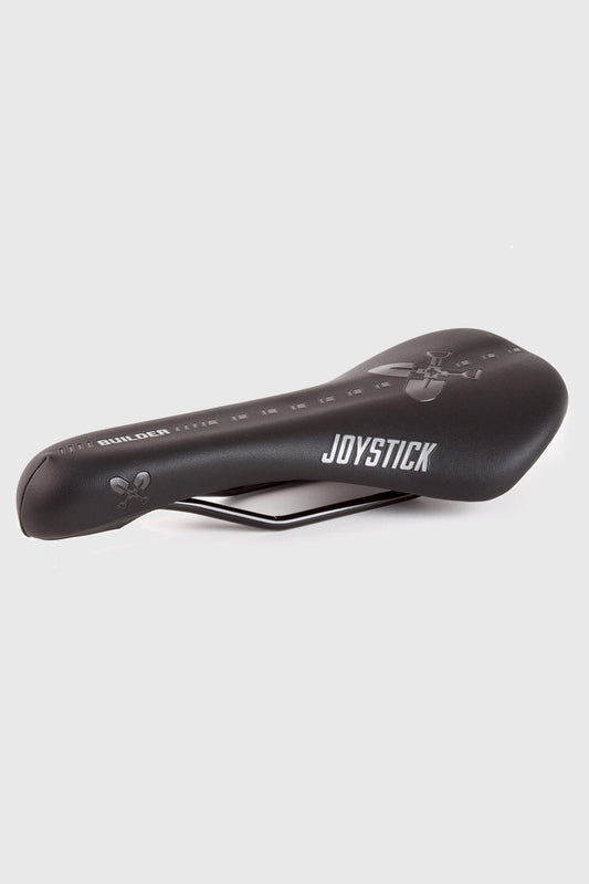 Builder Saddle Stealth Black