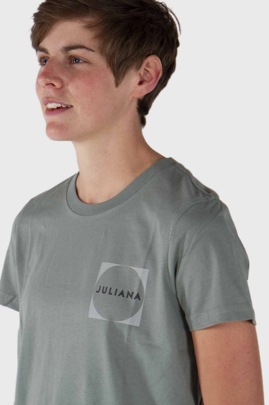Juliana Dot Tee - Sage
