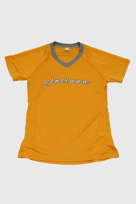Juliana Trail Jersey - Persimmon