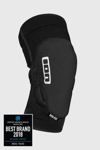 Ion K_Lite Knee Pad Black Front