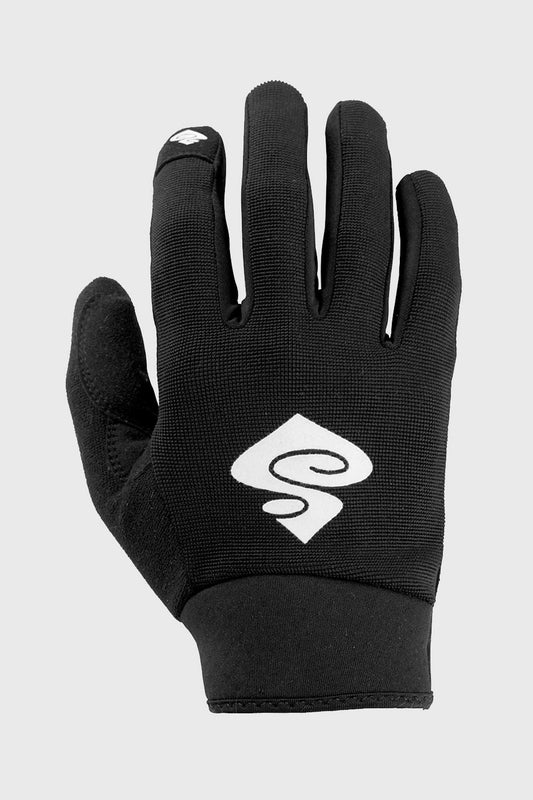 La Grange Glove Black Back of Hand