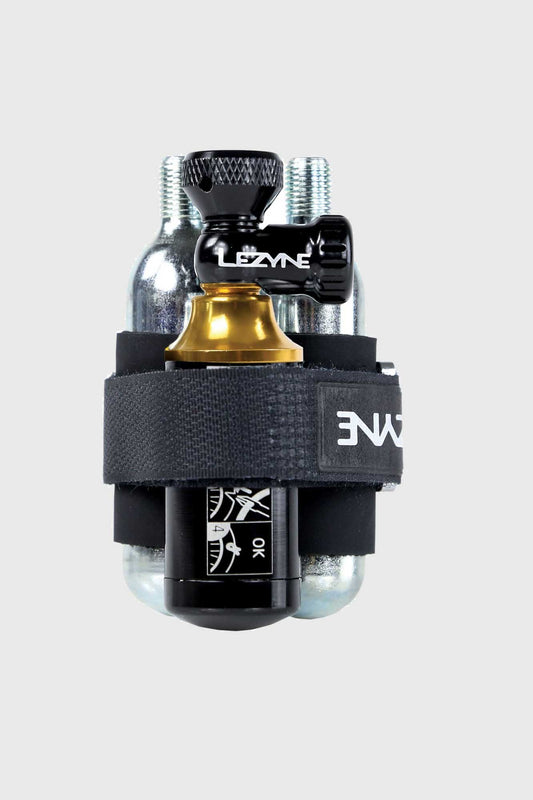 Lezyne Tubeless CO2 Blaster & 2 x 20g Cartridges