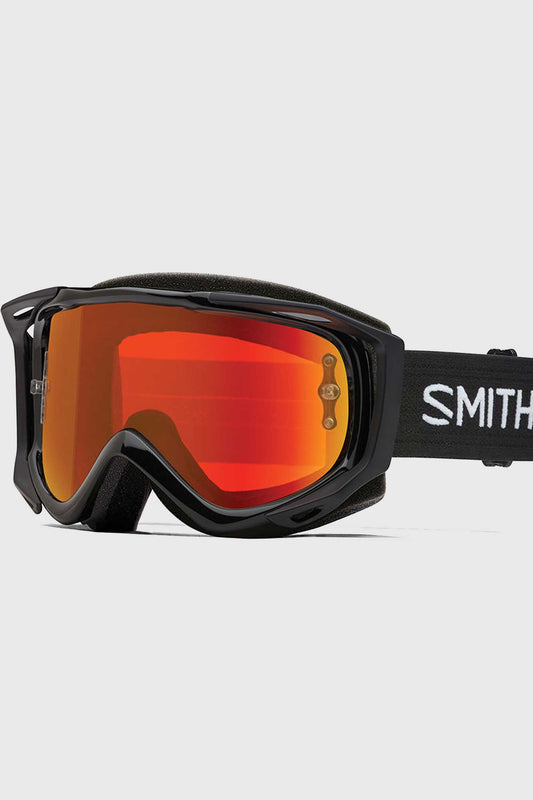Smith Fuel V2 SW-X Goggles with Chromapop & Clear Lens - Black