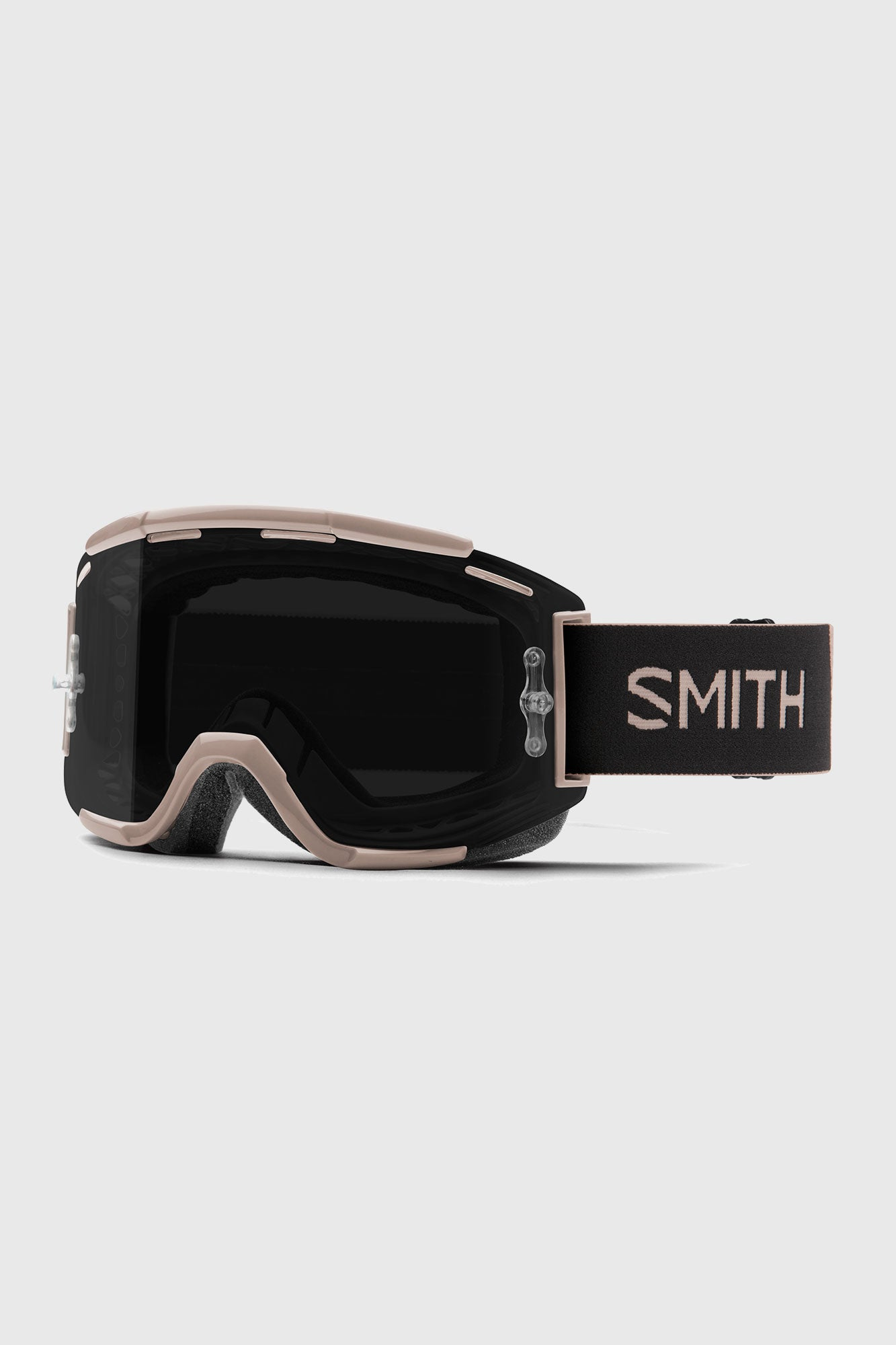 Smith Squad Goggles Tusk w/ Chromapop Sun Black