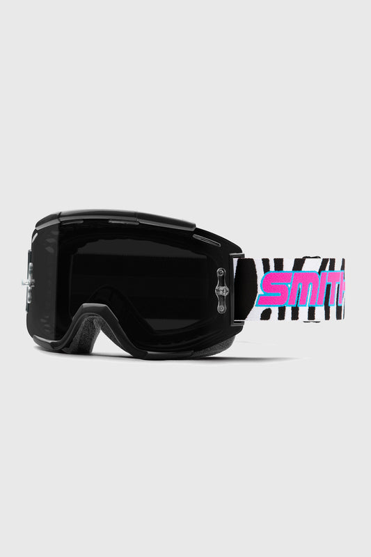 Smith Squad Goggles Get Wild '89 w/ Chromapop Sun Black