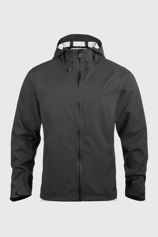 Caliber Jacket Matte Black