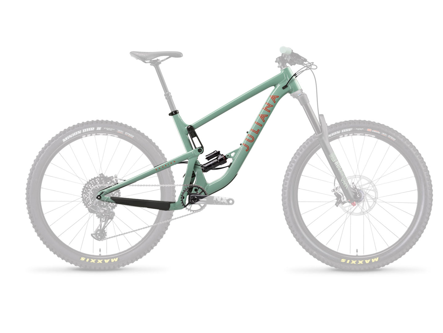 Juliana Roubion Alloy Frame