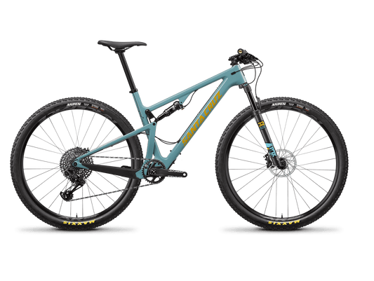 Santa Cruz Blur Carbon C - S Kit