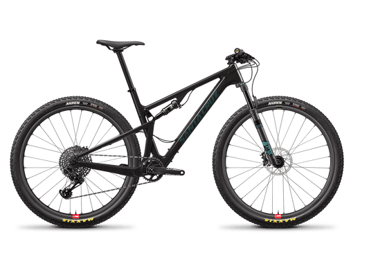 Santa Cruz Blur Carbon C - S Reserve Kit