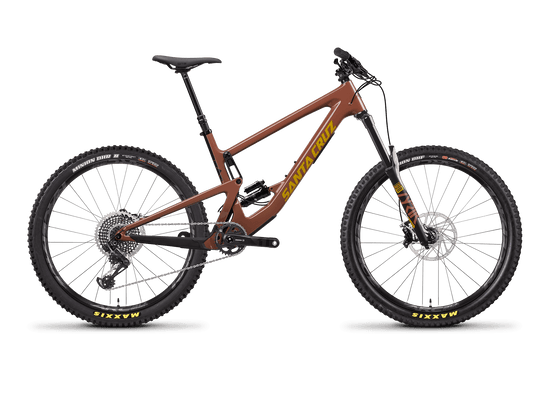 Santa Cruz Bronson Carbon CC - XO1 Kit