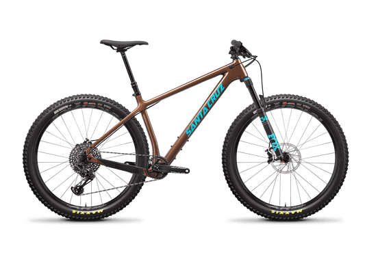 Santa Cruz Carbon Chameleon - S Kit