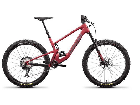 Santa Cruz 5010 Carbon C - XT Kit