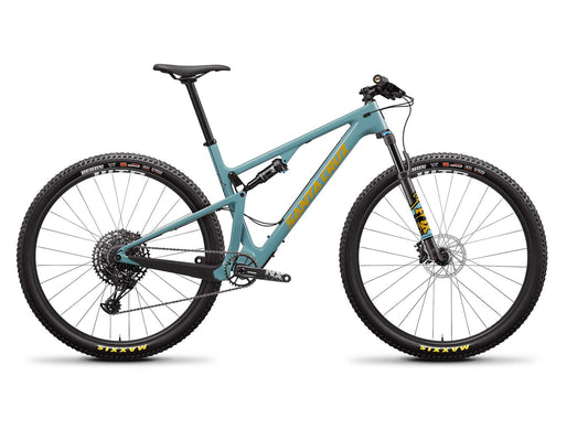 Santa Cruz Blur Carbon C - R Kit