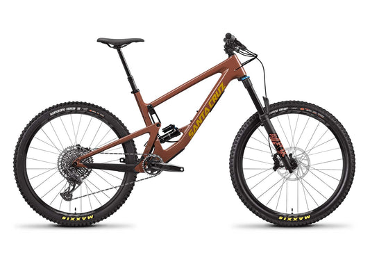 Santa Cruz Bronson Carbon C - S Kit