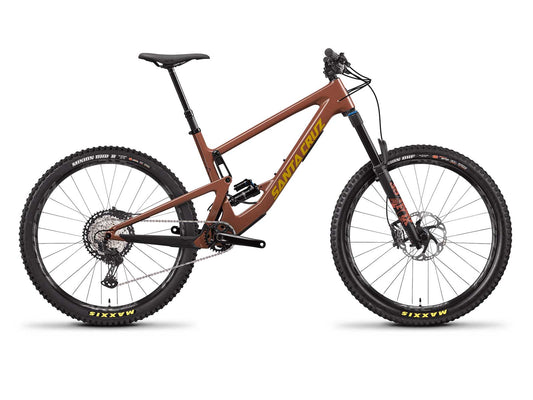 Santa Cruz Bronson Carbon C - XT Kit