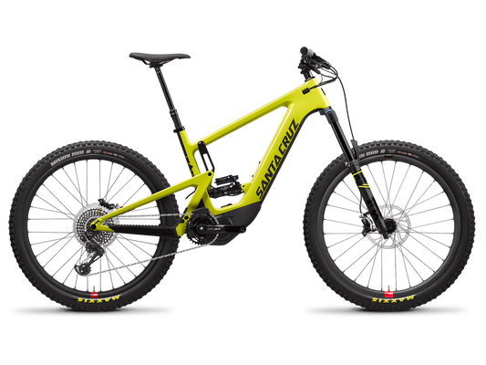 Santa Cruz Heckler Carbon CC - XO1 Reserve Kit