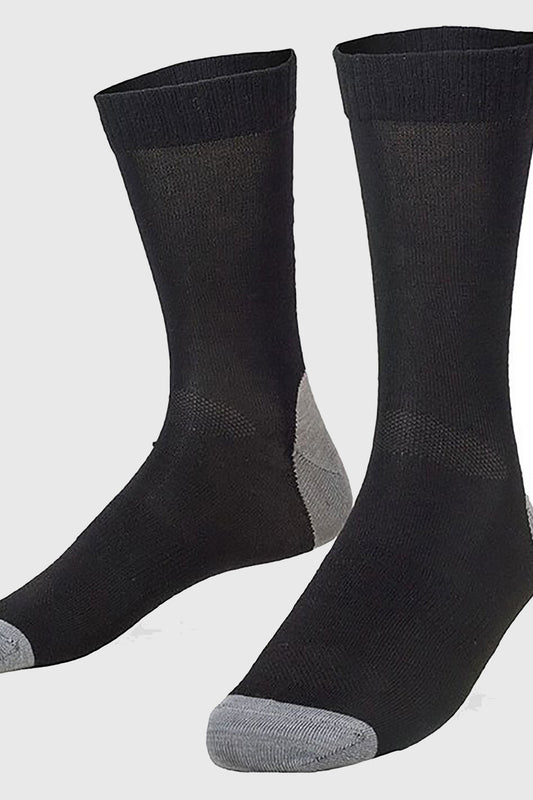 Mons Royale Tech Bike Sock Black
