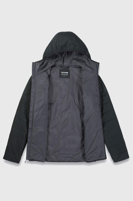 Dakine Reverb Hoodie Insulated Jacket Black