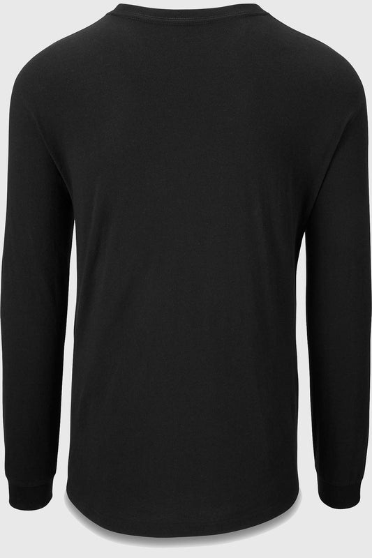 Dakine Skyline Long Sleeve Tee - Black