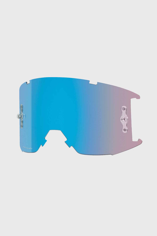 Smith Squad Goggle Replacement Lens - Storm Rose Flash