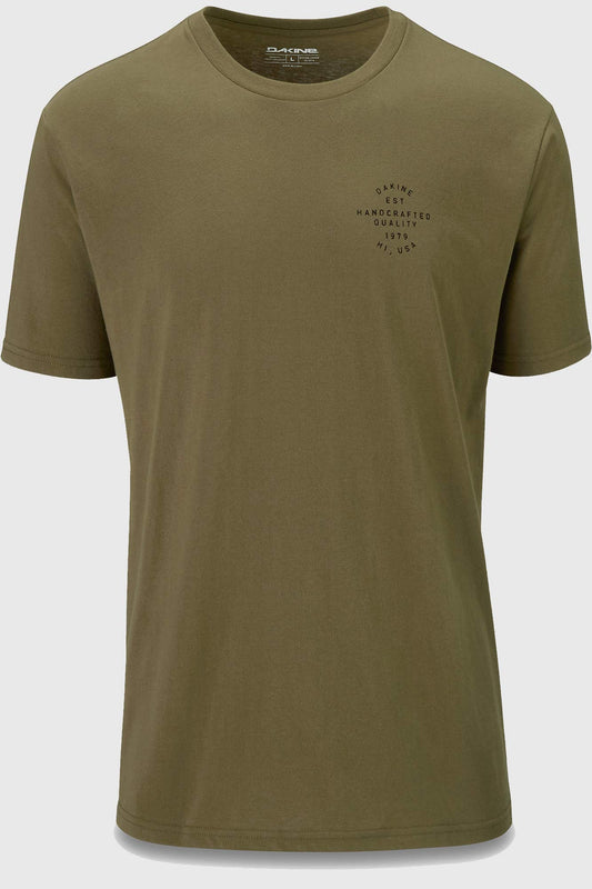 Dakine Standard Issue Tee - Dark Olive