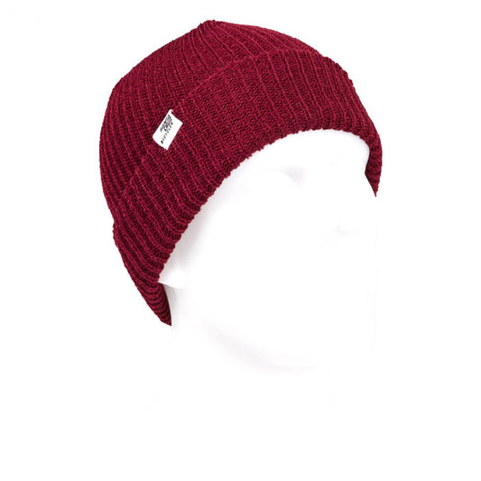 Santa Cruz Port Strike Beanie Burgundy