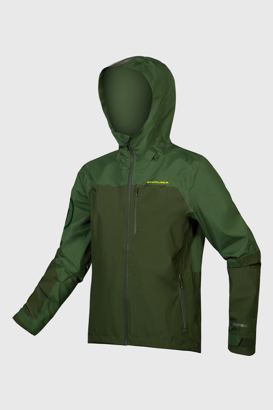 Endura Singletrack II Jacket - Forest Green