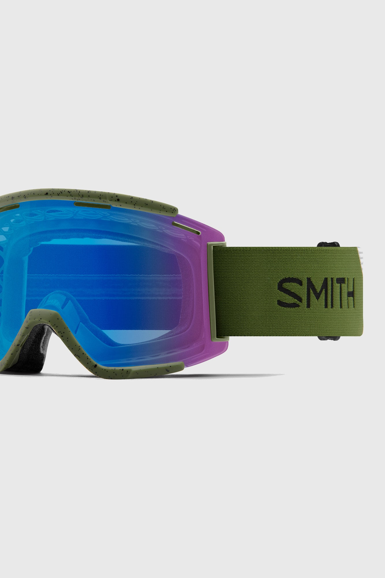 Smith Squad XL MTB Goggles Moss Green