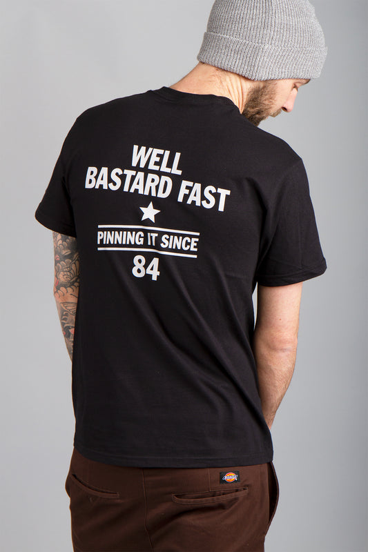 Stif Since 84 Tee Black