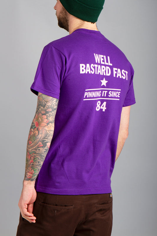 Stif Since 84 Tee Purple