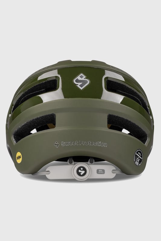 Sweet Protection Bushwhacker II MIPs Olive Drab