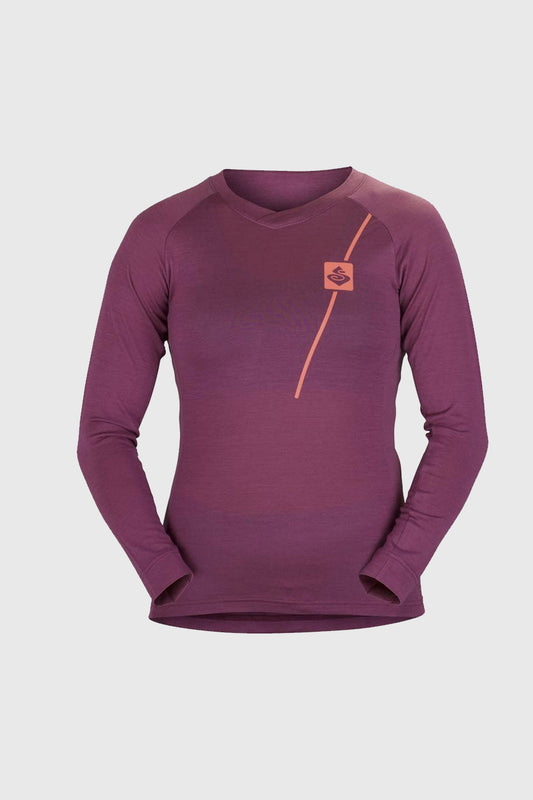 Sweet Protection Womens Badlands Merino LS