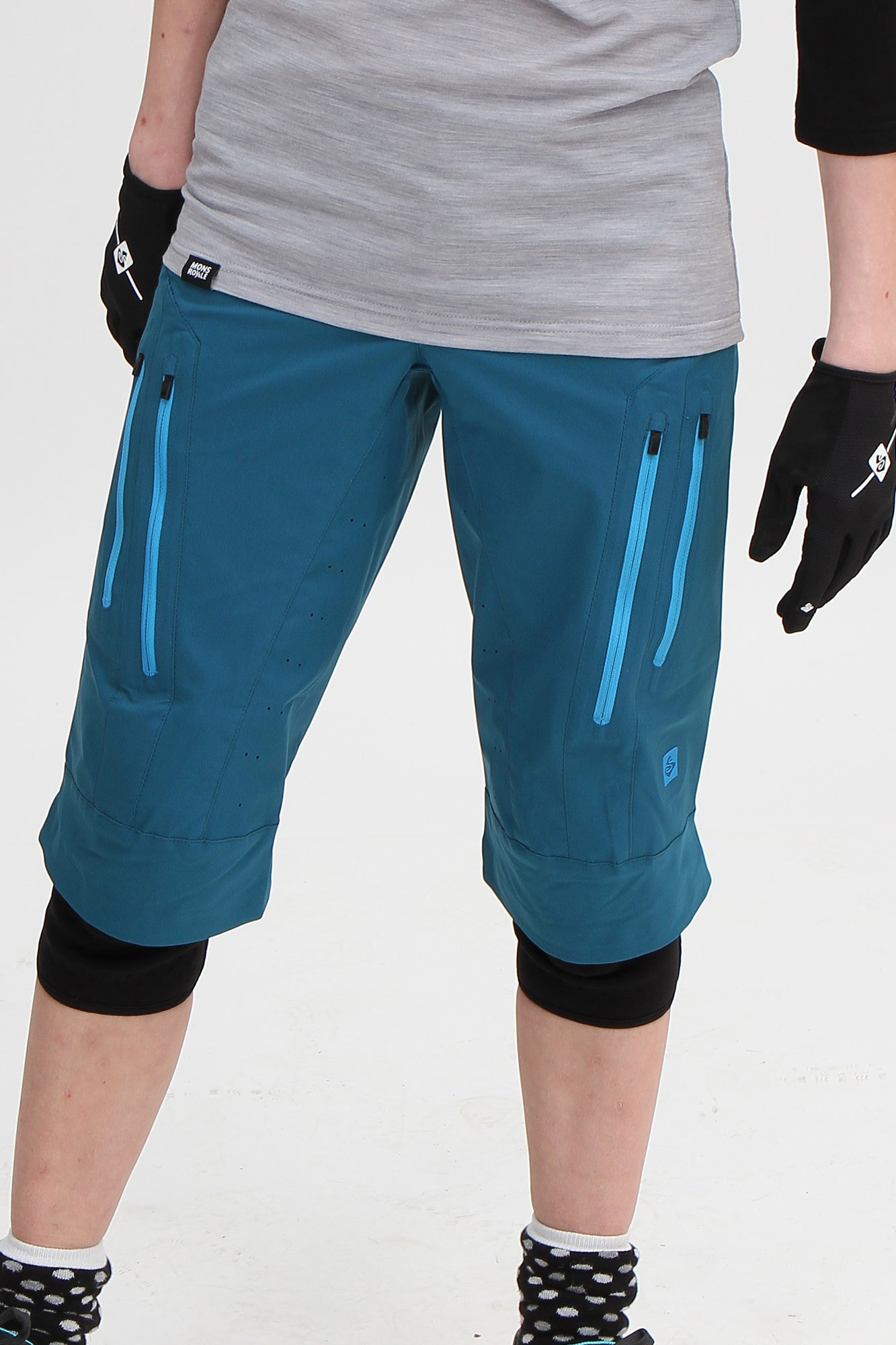 Sweet Protection Womens Hunter Shorts Frost