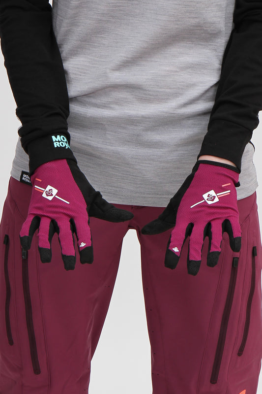 Sweet Protection Womens Hunter Light Gloves Violet