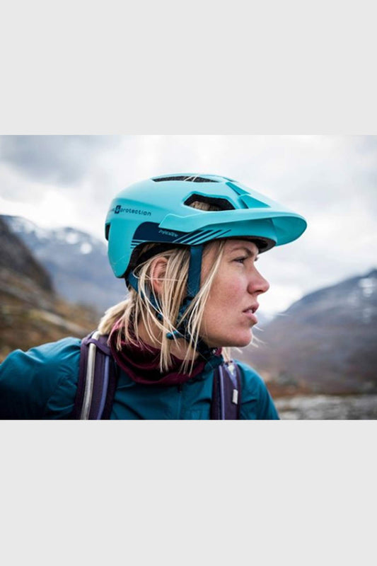 Sweet Protection Dissenter Womens Helmet - Matte Ice Blue
