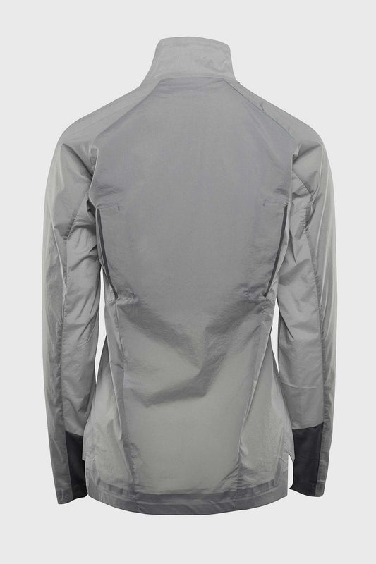 Womens Hunter Wind Jacket Grey