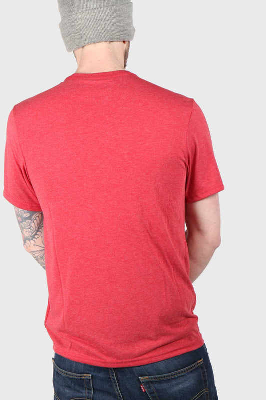 Fox Analog Short Sleeve Tech Tee - Chili