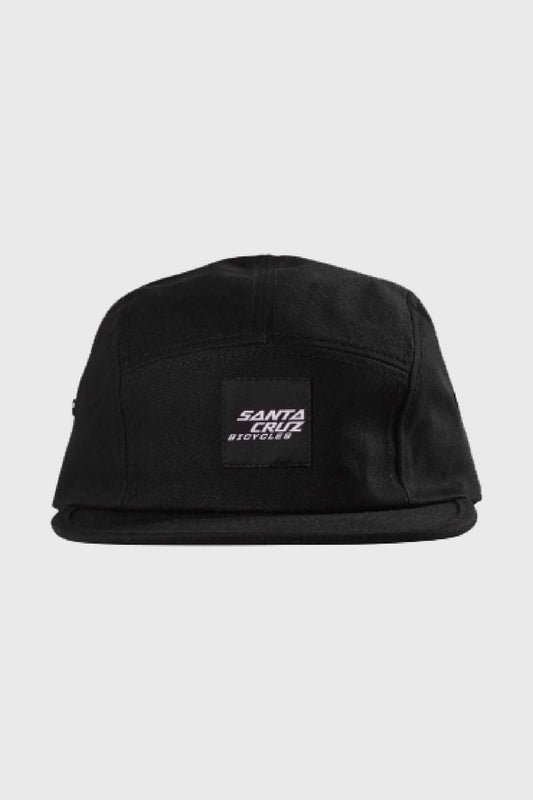 Santa Cruz Bayley Cap - Black