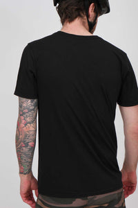 Burgtec Tech Tee Black