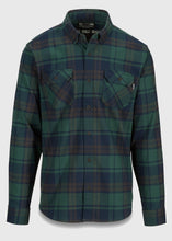 Load image into Gallery viewer, Dakine Reid Tech Flannel Mallard
