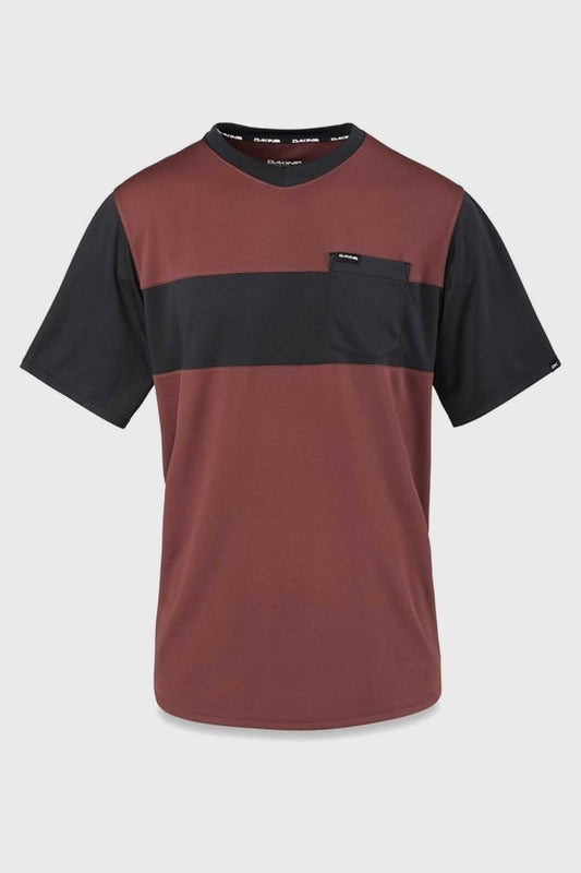 Dakine Vectra Short Sleeve Jersey Andorra Black