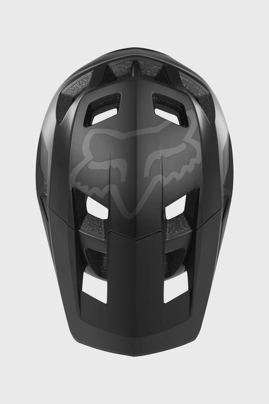 Fox Dropframe Helmet - Black
